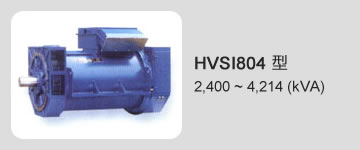 HVSI804 型 2,400 ~ 4,214 (kVA)